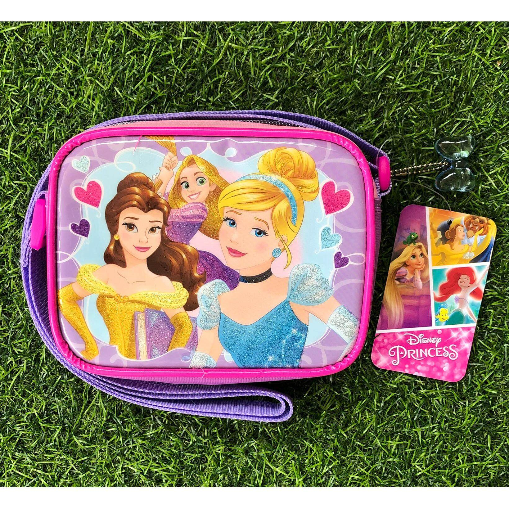 กระเป๋าสะพาย Disney Princess ลิขสิทธิแท้  รุ่น Pcng3040.
