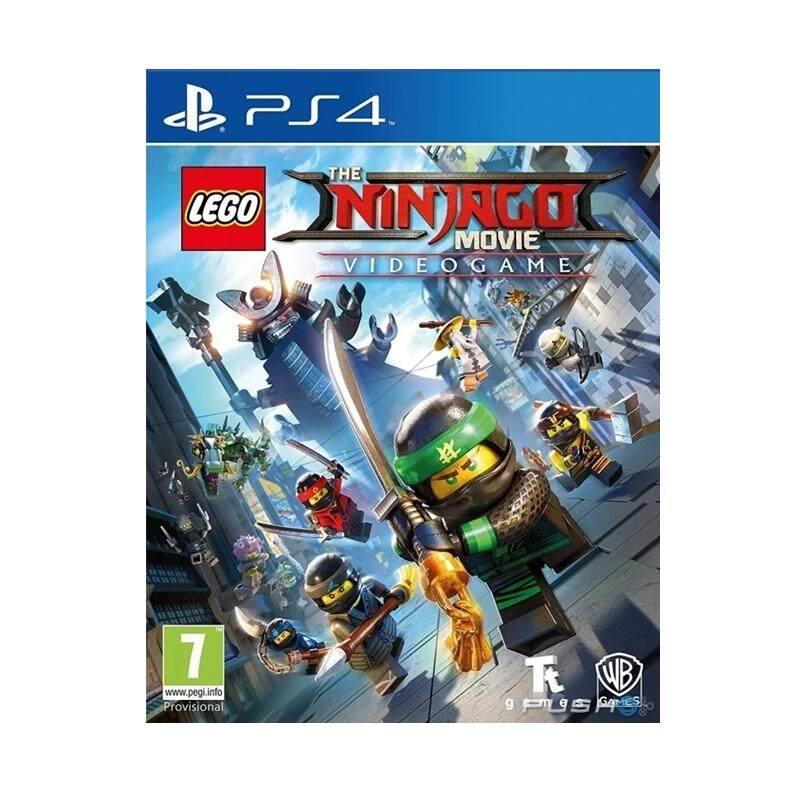 PS4 lego ninjago movie videogame แผ่นเกมส์