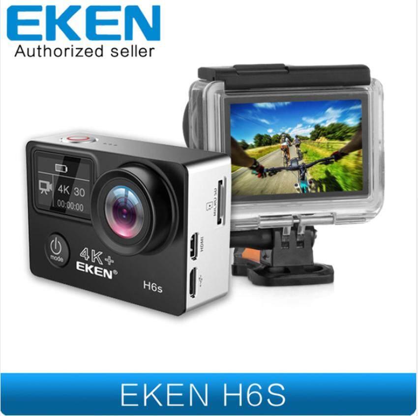โปรแรง!! Eken H6S [2018] Native 4K+ 14MP Action Camera ...