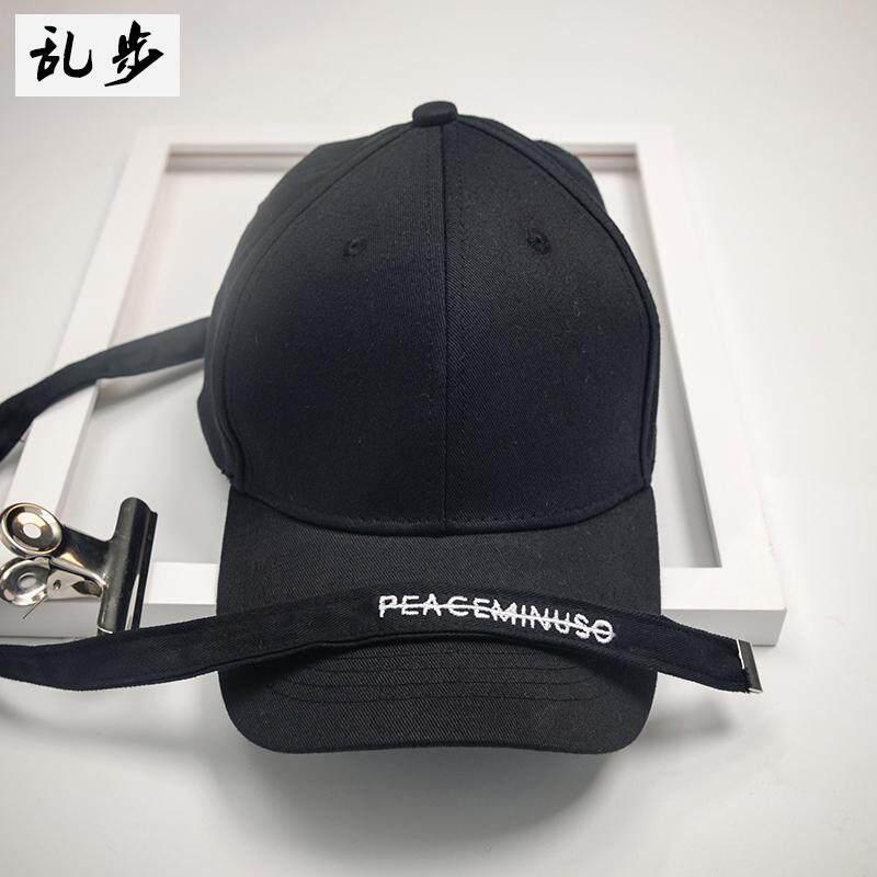 South Korea GD Dragon Celebrity Style Hat Longer Strap Brim Hat Fashion Men  And Women National 2536e3f5d1