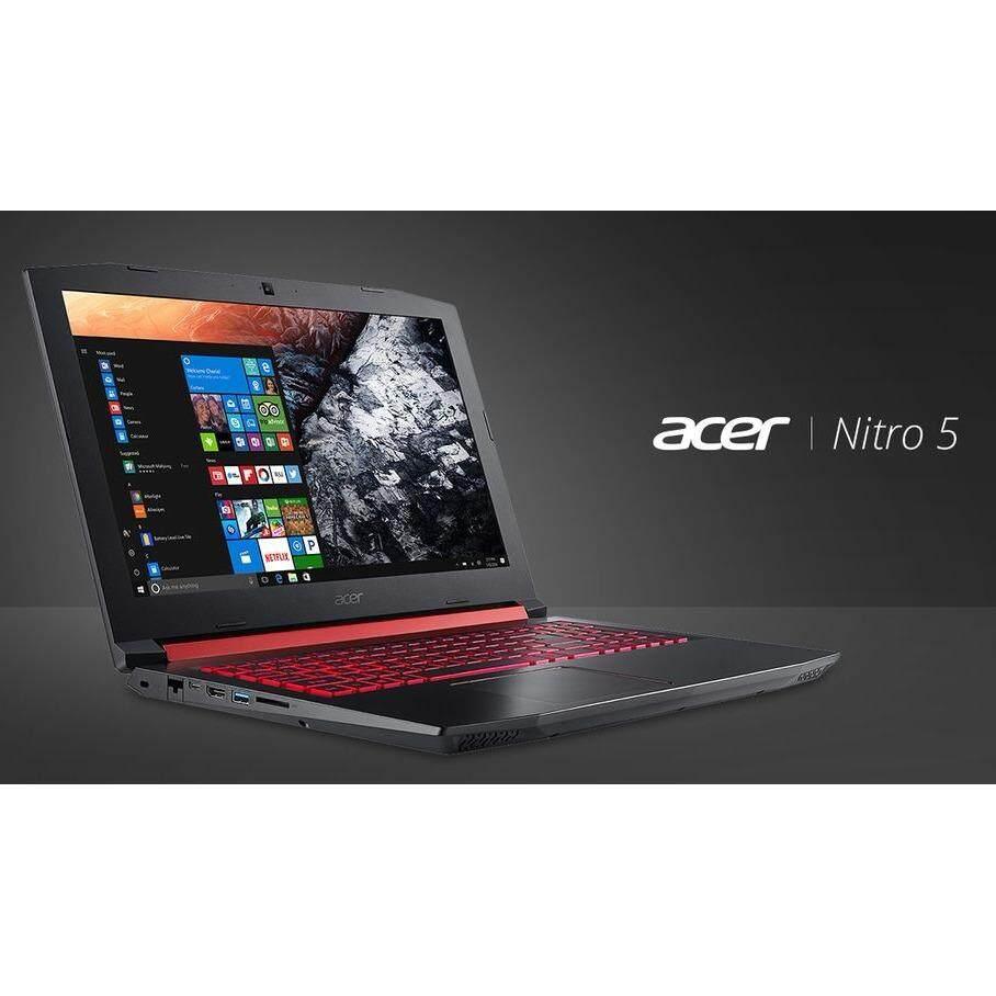 "Acer Notebook  Nitro AN515-51-78UJ/T037(NH.Q2RST.037)/i7-7700HQ/8GB/1TB/GTX 1050 4GB/15.6"" FHD/Win10 Home/Black"