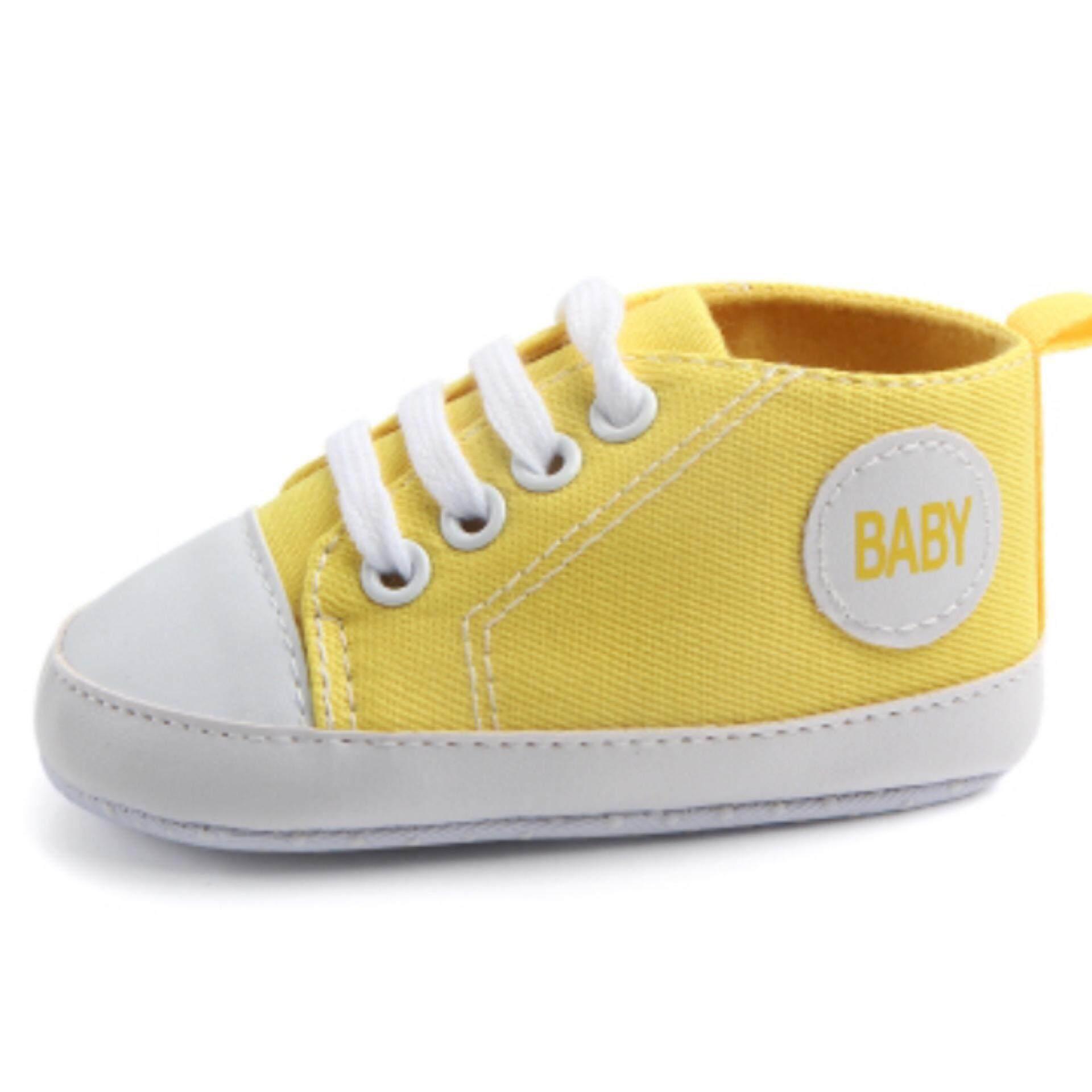 ส่วนลด Baby Touch รองเท้าเด็ก รองเท้าหัดเดิน คอนเวิร์ส Baby Touch ใน กรุงเทพมหานคร