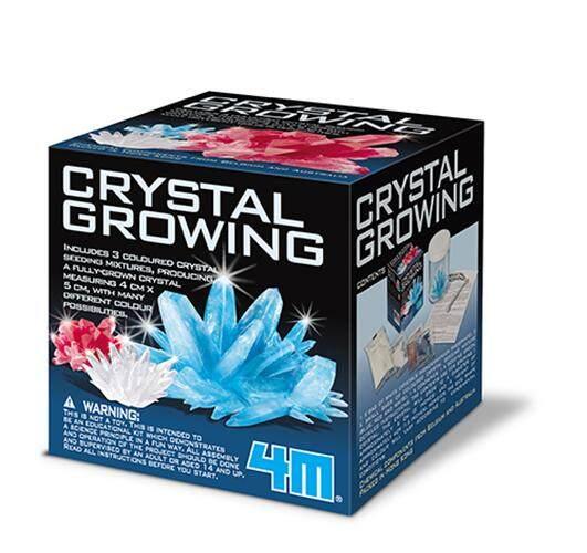 ของเล่น 4M Crystal - Crystal Growing