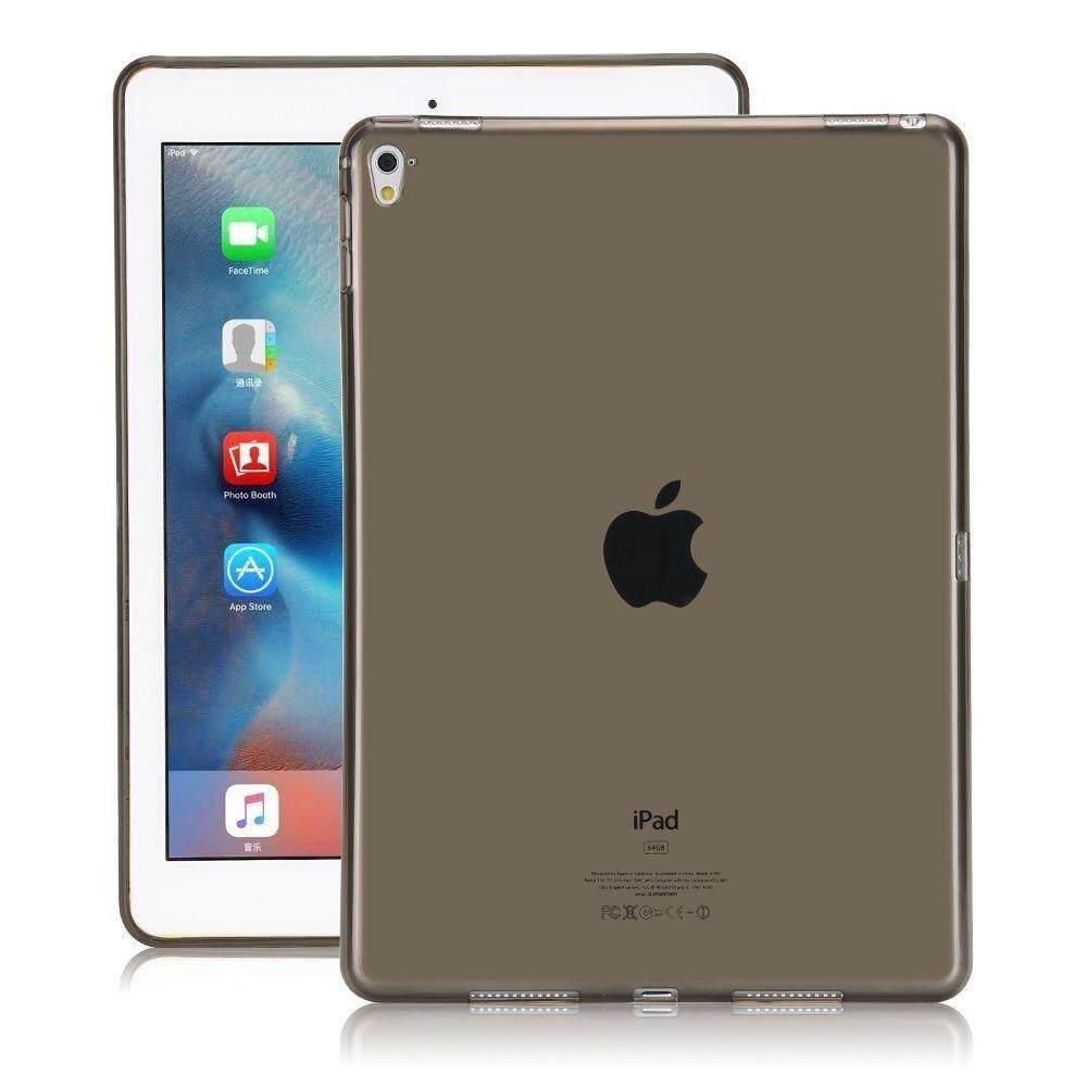 "Cool Case เคสใสนิ่มสีดำ  iPad Pro 9.7"" ฝาหลังใสสีดำ ไอแพดโปร 9.7  Clear TPU Soft Case - Black"