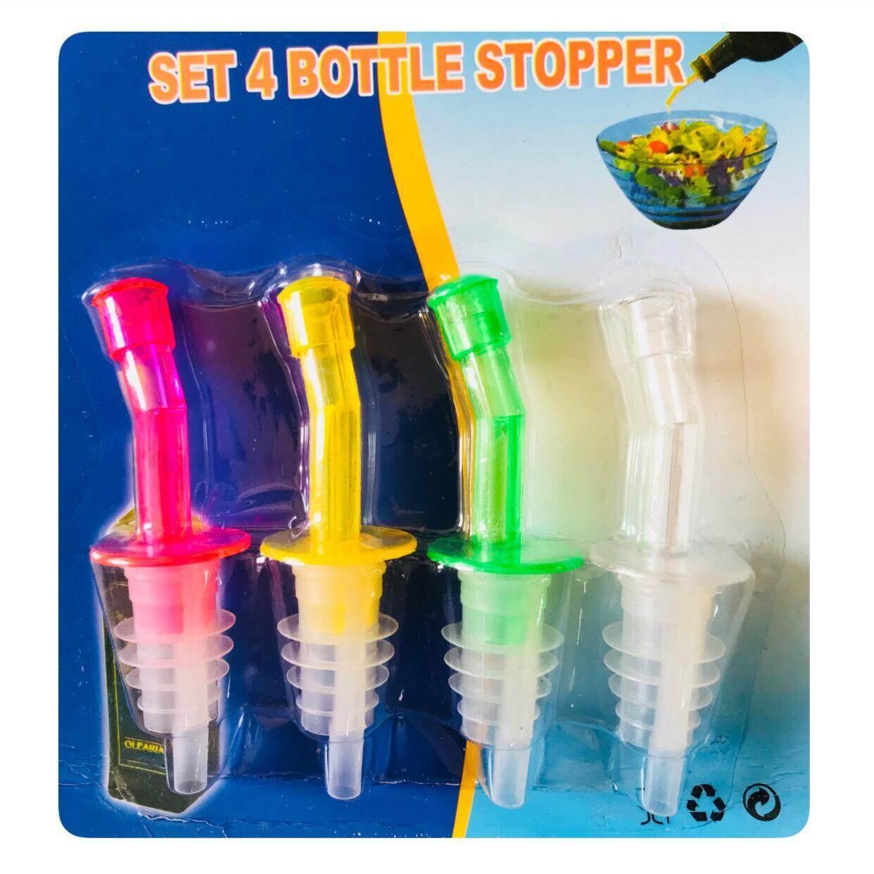 Namita Bottel Stopper อุปกรณ์รินเครื่องดื่ม จุกขวดไวน์ .