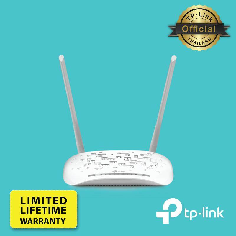 Tp-Link Td-W9970 (300mbps Wireless N Usb Vdsl/adsl Modem Router) All In One By Tp-Link Official Store.