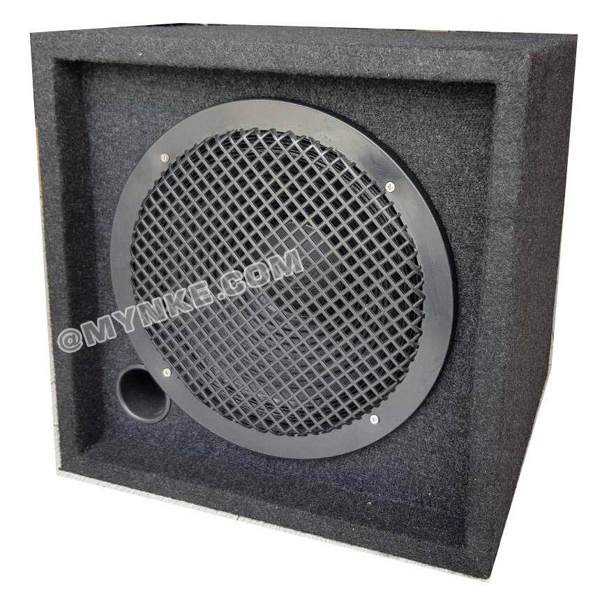 """ตู้ลำโพง12นิ้ว1200วัตต์ กำมะหยี่ ซับวูฟเฟอร์ Single 12"""" Sealed Car Audio Subwoofer Sub Box Enclosures"""