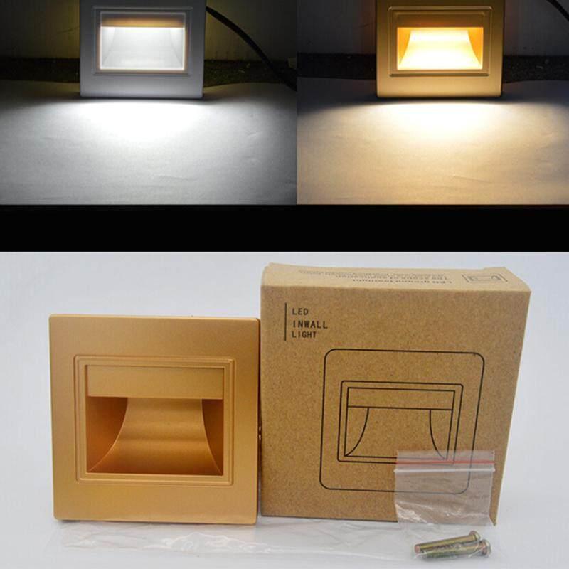85-265 V 0.6 W LED Lampu Dinding Lampu Kaki Lampu Teras Lampu Tangga