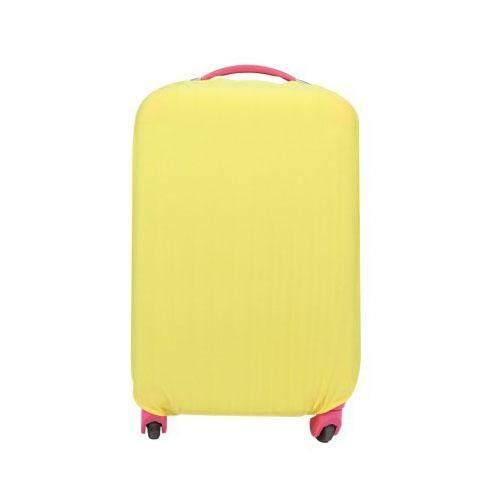 ผ้าคลุมกระเป๋าเดินทางแบบยืด ป้องกันฝุ่นและรอยขีดข่วน สำหรับกระเป๋าเดินทาง ขนาด 22-24 (m).
