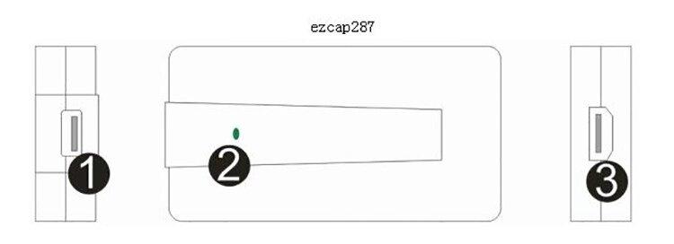 Ezcap287 Hdmi Usb 3 0 Hd