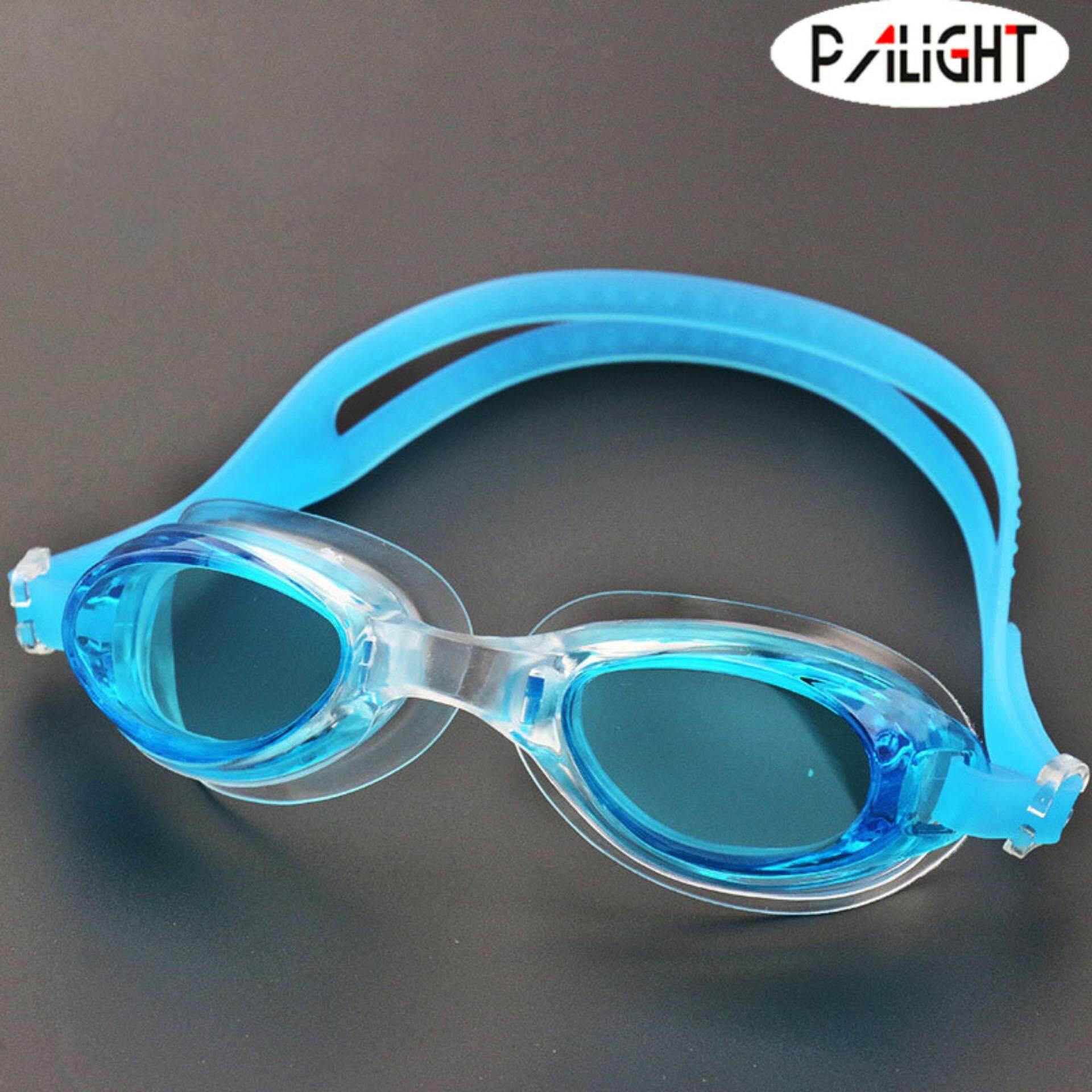 มืออาชีพ Palight เด็กแว่นตาป้องกันหมอกยูวีเลนส์ดำน้ำแว่นตาว่ายน้ำ - นานาชาติ.