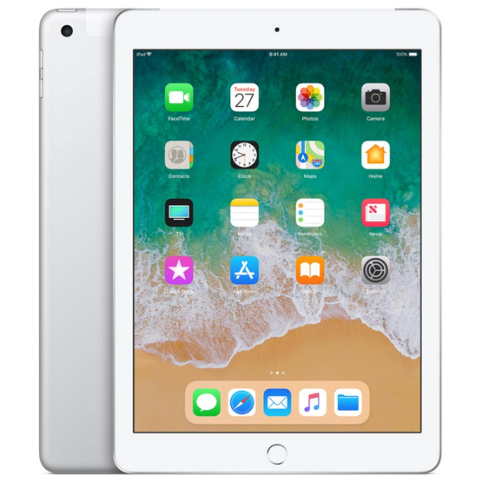 Apple iPad 9.7-inch with WiFi, 128GB (2018  model)