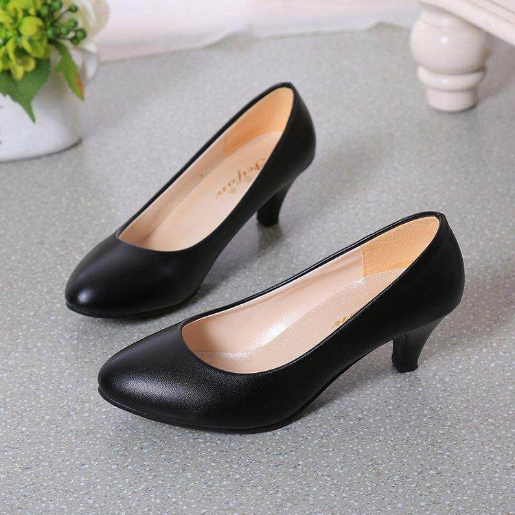 Women Korean Style Pointed Toe High Heels By Taobao Collection.
