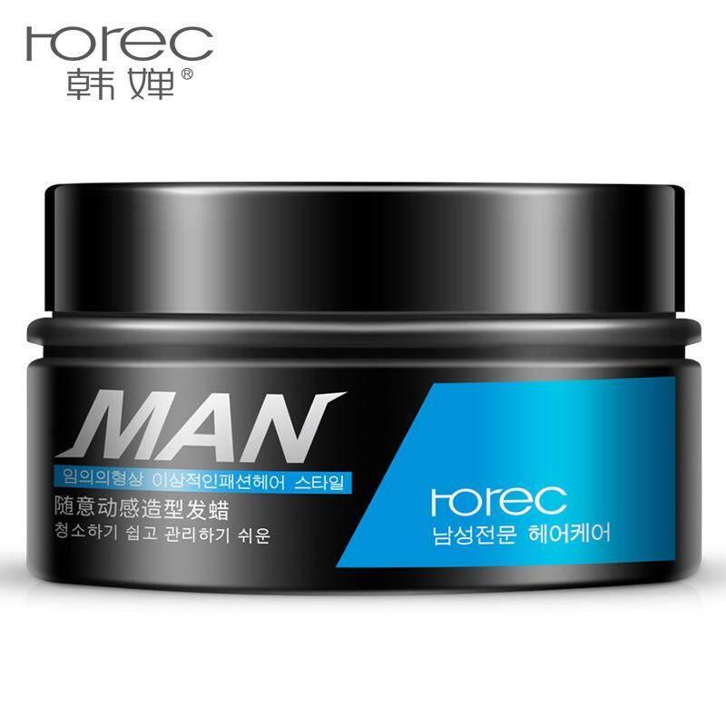 Rorec เจลทาผมสำหรับผู้ชาย 100g.