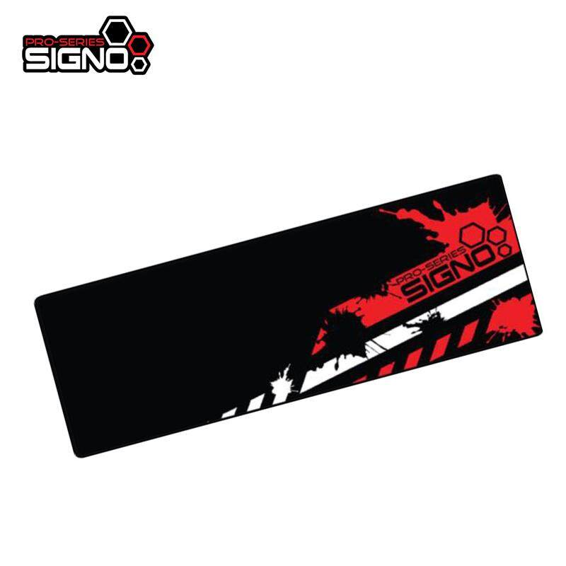 Signo Mt-309 แผ่นรองเมาส์ Gaming Mouse Pad Size Xl (speed).