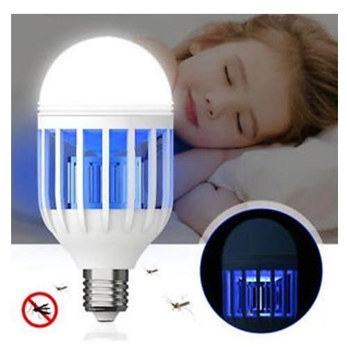 Zapp Light หลอดไฟled 2in1ใช้กำจัดยุงและให้แสงสว่าง ปลอดภัย ไม่มีสารตะกั่ว ไม่มีสารเคมี.