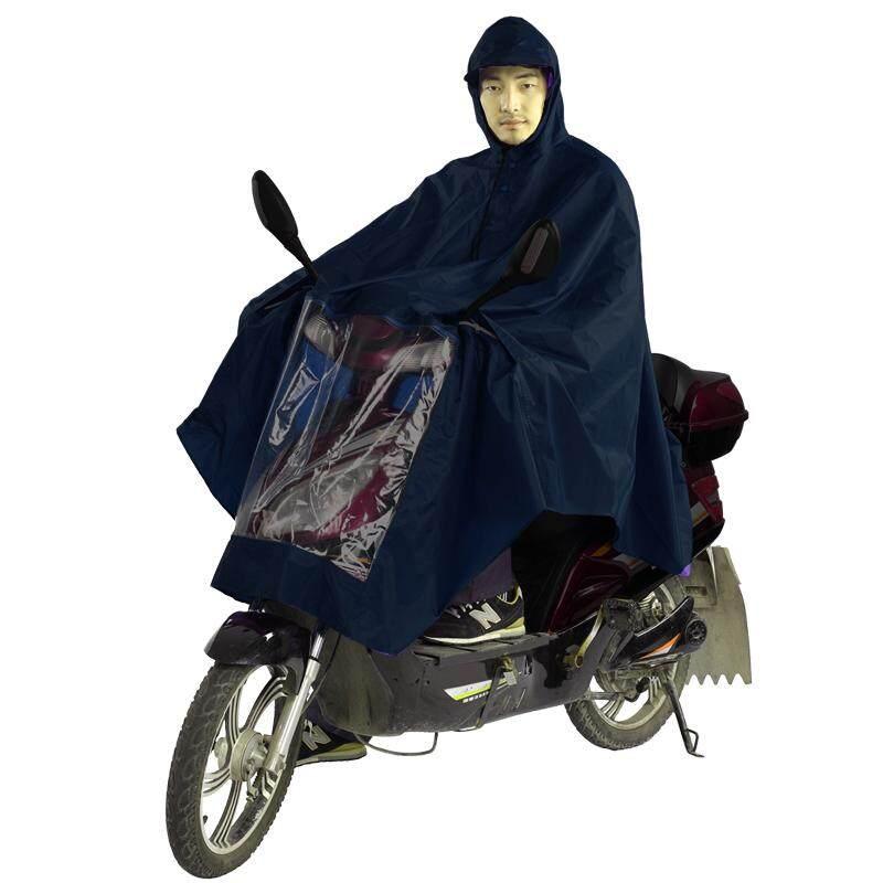 Paradise Jas Hujan Gerakan Listrik Sepeda Jas Hujan Sepeda Motor Tunggal