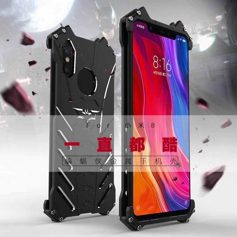 Xiaomi max3 Casing HP mix3 penuh Logam bingkai mi6x Casing max2 Anti jatuh play BATMAN Xiaomi