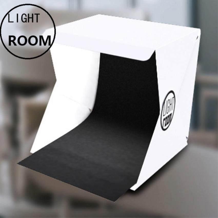 Veen สตูดิโอถ่ายภาพ กล่องถ่ายภาพ แบบพกพา Light Room Lightroom Photo Studio 9 (24 Cm.) Photography Lighting Tent Kit Mini Cube Box.