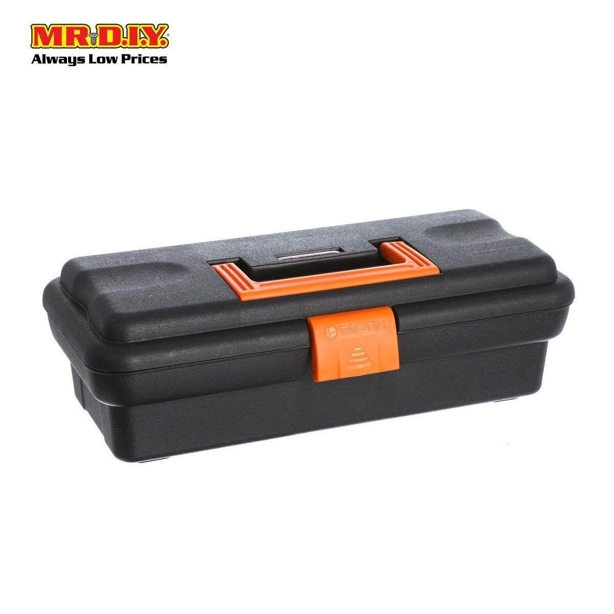 [CNY 2020] TACTIX Rectangular Plastic Tool Box (30cm)