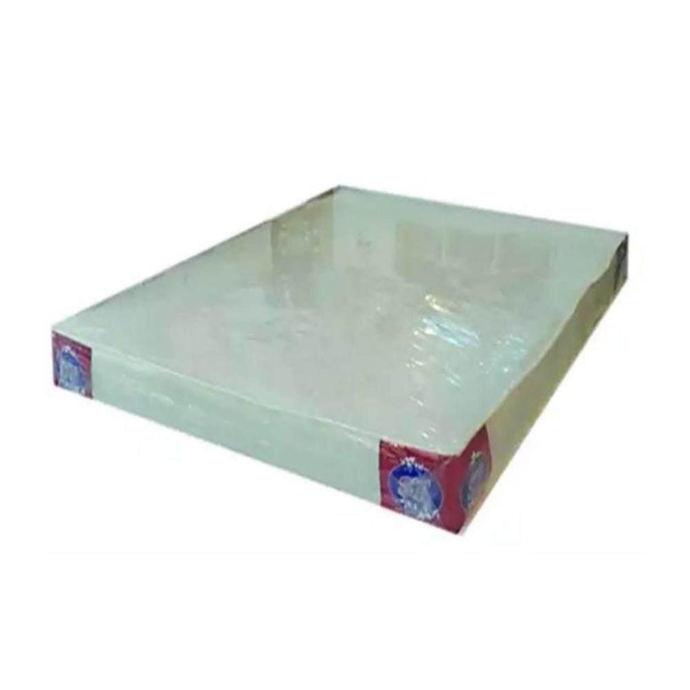 rf furniture ที่นอนสปริง 3.5 ฟุต st หนา 8 นิ้ว ( ผ้านอกจีน สี ครีม ).