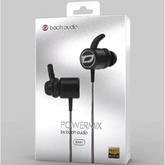 Jerman Bach Headphone Ea-01 Headphone Ea01 Lingkaran Besi Headphone Logam Bach Audio-Intl