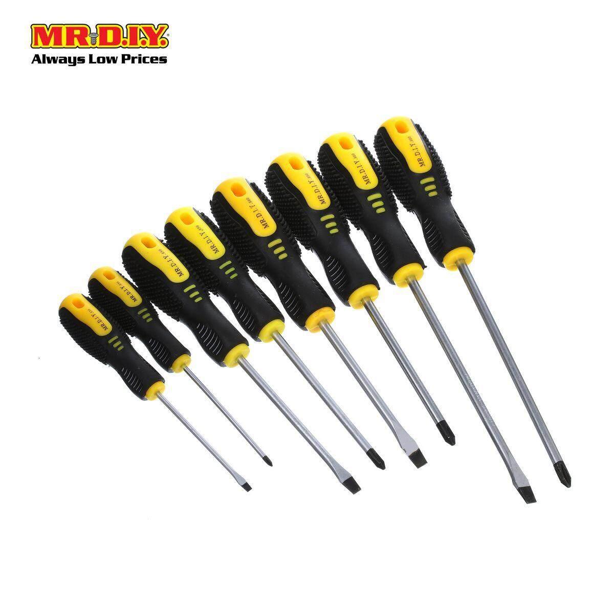 MR DIY Screwdriver Set ( 8 pcs)