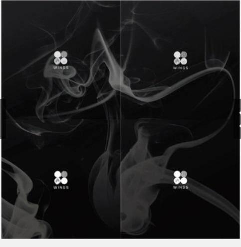(pre) อัลบั้ม Bts Wings Album (w, I, N, G Ver. All).
