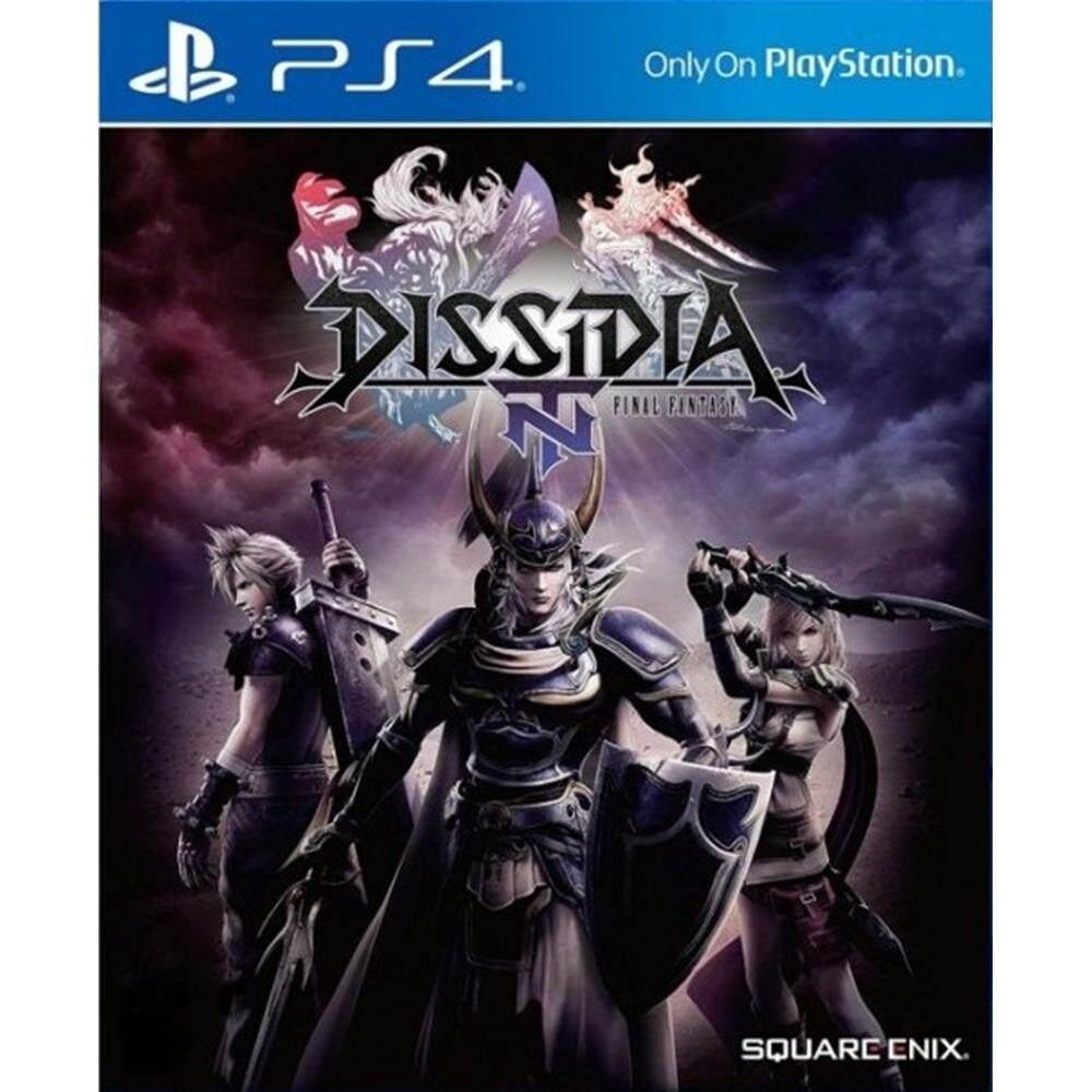 PS4 : Dissidia Final Fantasy NT [Asia]