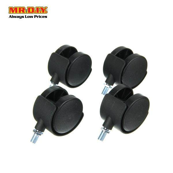 HUBIAO Office Chair Caster Wheel Set 50mm ( 4pcs )