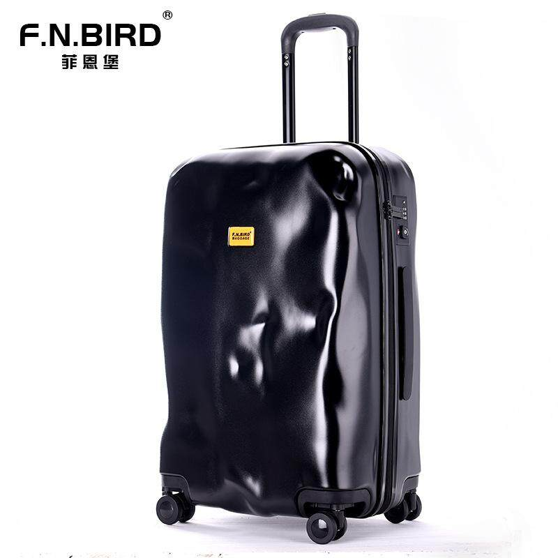 6ff91cba29 As Universal Wheel Trolley Case Aluminum Frame Luggage