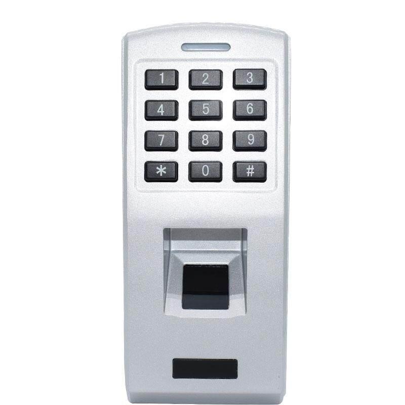 Metal Fingerprint Access Control Password Door Access Control Stand-alone Wiegand Reader