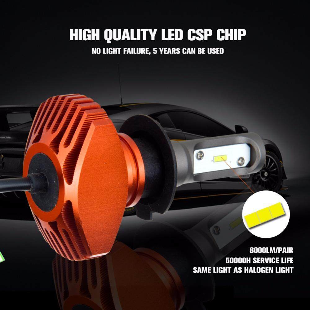 ... Ammtoo H4 H7 LED H11 H1 LED Lampu Depan Mobil 9005 HB3 9006 HB4 Lampu Kabut ...