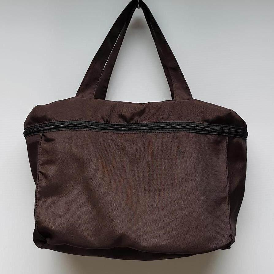กระเป๋าพระ 3x9x5 นิ้วใส่ของมีซิป ผ้าไนลอน พกพาสะดวก คงทน  เบา.