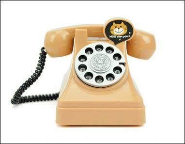 กระปุกออมสิน  โทรศัพท์โบราณ สุดเก๋.