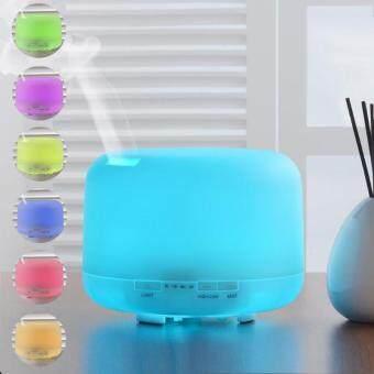 Pencarian Termurah 500 Ml Udara Ultrasonik Aromaterapi Minyak Atsiri Ultrasonik Difuser Air Humidifier dengan 7 Warna Lampu LED harga penawaran - Hanya ...