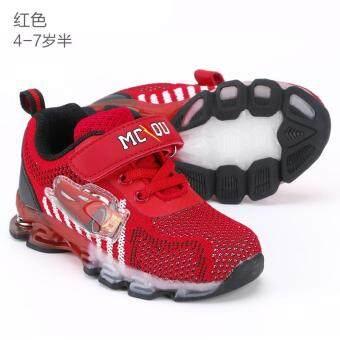 Bandingkan Toko Anak-anak sepatu olahraga Disney musim semi dan musim gugur baru sepatu lapisan tunggal sepatu kasual Sepatu anak laki-laki Sepatu olah raga ...