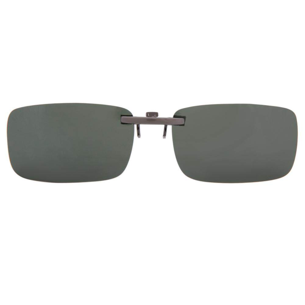 Uv400 Unisex Night Driving Glasses Anti Glare Vision Sunglasses Clip By Chiclife.