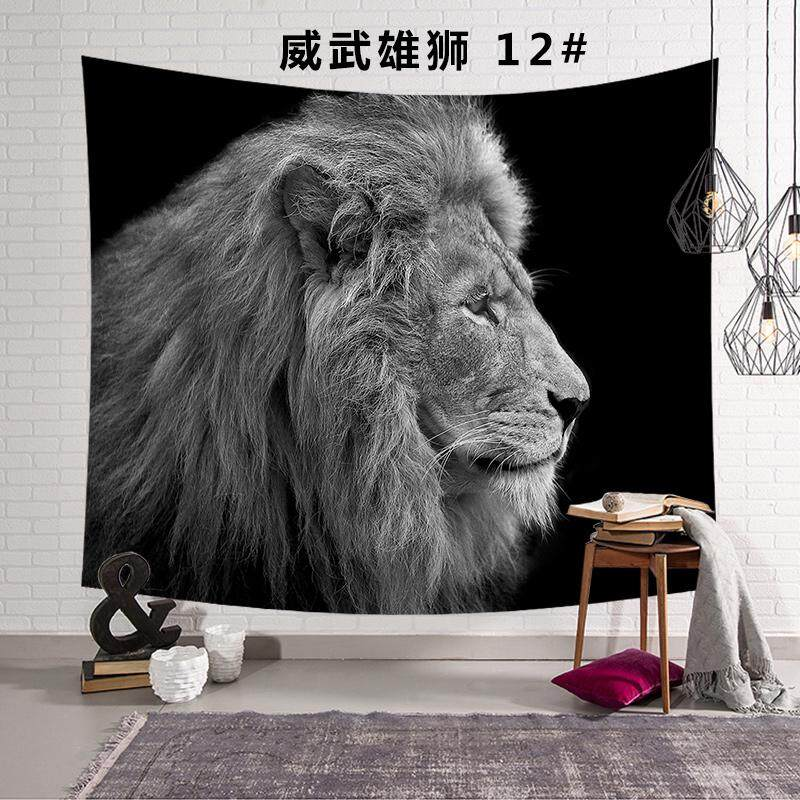Cloth INS Background Cloth Wall Cloth Northern Europe Large Size Dormitory Transformation Bedroom Decoration Online Celebrity Photo Taking Wall Tapestry