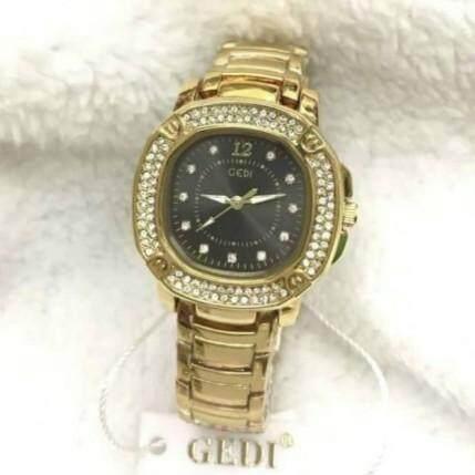 นาฬิกา Gedi รุ่น Yh-3200 สายสแตนเลส-นาฬิกาแฟชั่น R-027.
