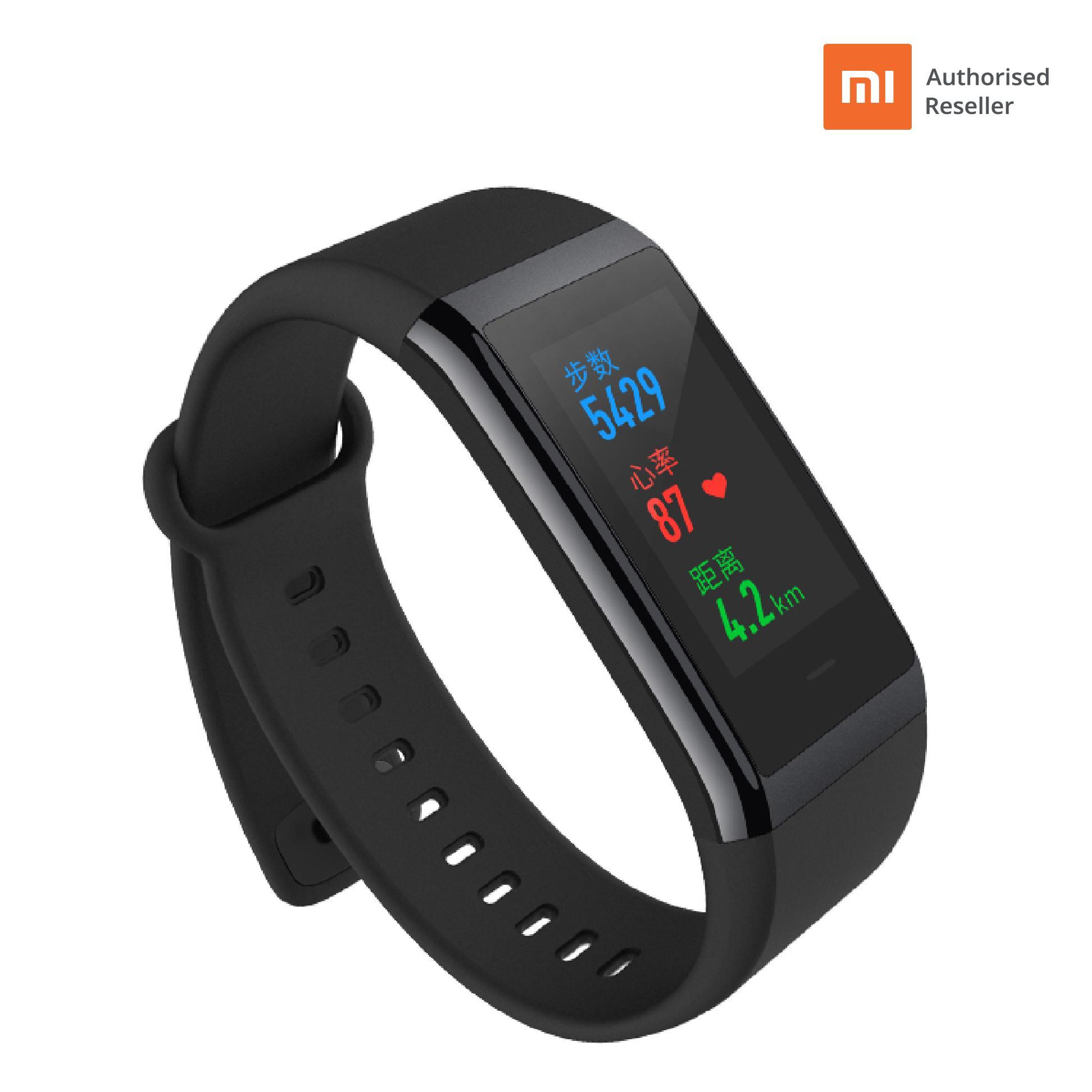 Xiaomi Amazfit Cor นาฬิกาอัจฉริยะ จอสีระบบสัมผัส รับประกันศูนย์ 1 ปี