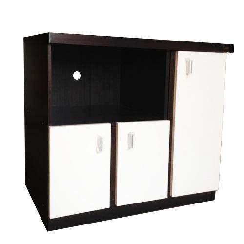 ADHOME ตู้วางที่วี รุ่น TV - 8009 สี โอ๊ค - ขาว