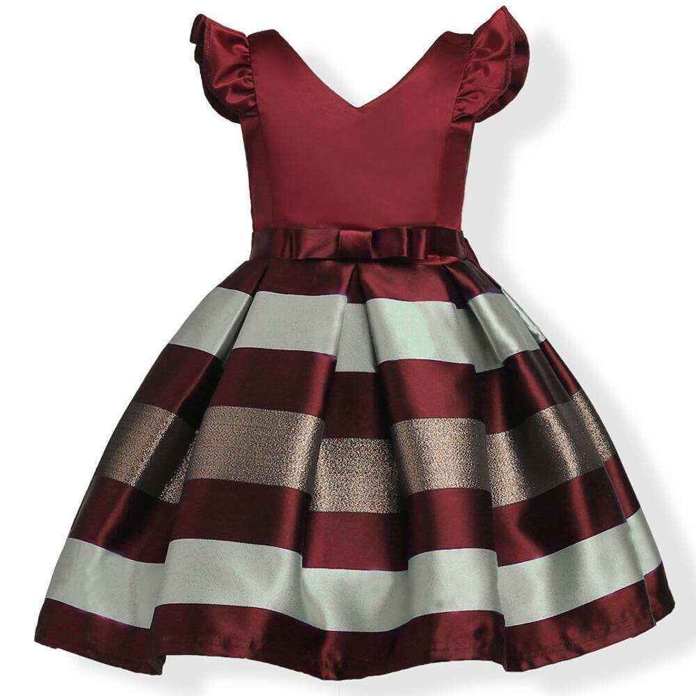 aab4b066b4220 Buy Girls Clothing Dresses   Short Sleeve   Lazada