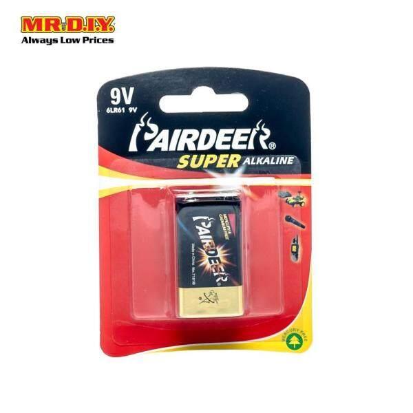 PAIRDEER SUPER ALKALINE 9V 6LR61 9V
