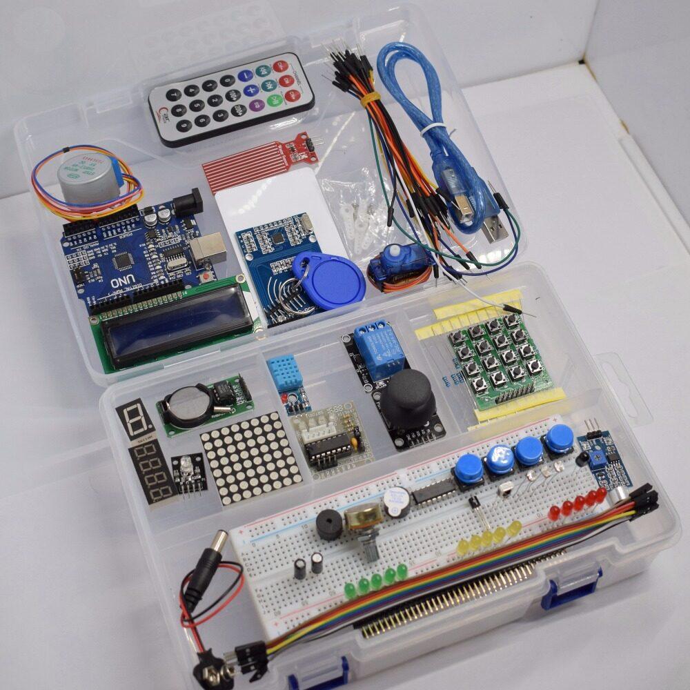 ชุดเรียนรู้ rfid basic starter kit สำหรับ arduino เวอร์ชั่