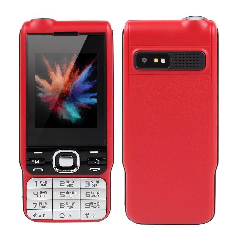 Telecorsa โทรศัพท์มือถือ 3230 New Version ใส่ได้ทุกซิม มีเมนูไทย / มือถือราคาถูก คุณภาพคุ้มราคา