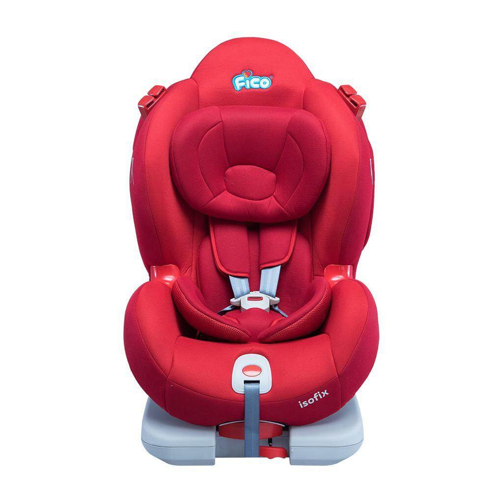 คาร์ซีท Fico รุ่น Sport Star : KS01 สีแดง หาซื้อได้ที่ไหน
