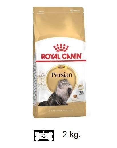 Royal Canin Persian Adult สูตรแมวเปอร์เซียอายุ 1 ปี ขึ้นไป ขนาด 2kg.
