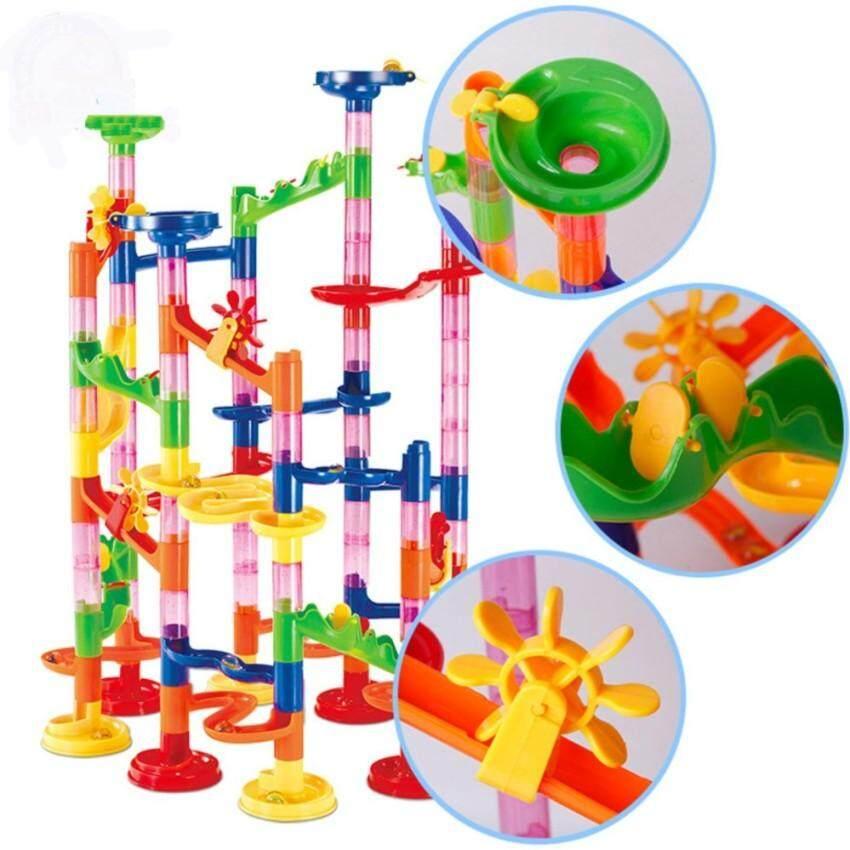 Babyblue Marble Run เกมรางลูกแก้ว.