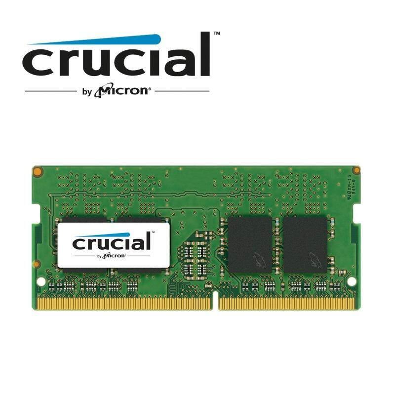 ราคา Crucial 8Gb Ddr4 2133Mhz 260Pin Notebook Sodimm